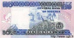 50 Naira NIGERIA  1984 P.27c pr.NEUF