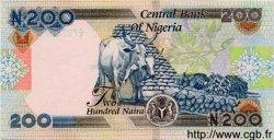 200 Naira NIGERIA  2000 P.29 NEUF