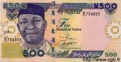 500 Naira NIGERIA  2001 P.30 NEUF