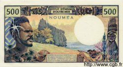 500 Francs NOUVELLE CALÉDONIE  1969 P.60a NEUF
