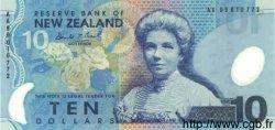 10 Dollars NOUVELLE-ZÉLANDE  1992 P.178a NEUF