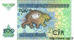 200 Sum OUZBEKISTAN  1997 P.80 NEUF