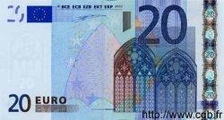 20 Euro PAYS-BAS  2002 €.120.04 NEUF