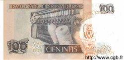 100 Intis PÉROU  1987 P.133 NEUF