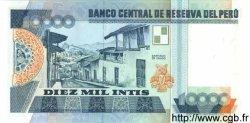 10000 Intis PÉROU  1988 P.140 NEUF