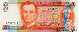 20 Piso PHILIPPINES  1999 P.182c NEUF