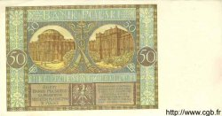 50 Zlotych POLOGNE  1929 P.071 pr.SPL
