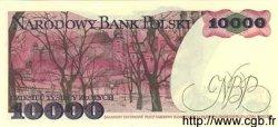 10000 Zlotych POLOGNE  1988 P.151b NEUF
