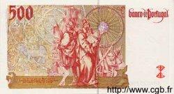 500 Escudos PORTUGAL  2000 P.187c NEUF