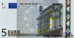 5 Euro PORTUGAL  2002 €.100.02 NEUF