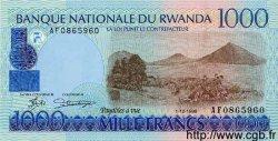 1000 Francs RWANDA  1998 P.27 pr.NEUF