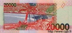 20000 Dobras SAINT THOMAS et PRINCE  1996 P.67a NEUF