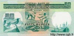 50 Rupees SEYCHELLES  1989 P.34 NEUF
