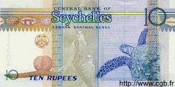 10 Rupees SEYCHELLES  1998 P.36 pr.NEUF