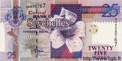 25 Rupees SEYCHELLES  1998 P.37 pr.NEUF