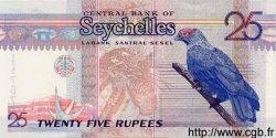 25 Rupees SEYCHELLES  1998 P.37a pr.NEUF