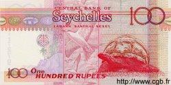 100 Rupees SEYCHELLES  2001 P.40 pr.NEUF