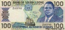 100 Cents SIERRA LEONE  1990 P.18c SUP