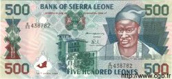 500 Leones SIERRA LEONE  1995 P.23 NEUF
