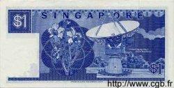 1 Dollar SINGAPOUR  1987 P.18a SPL
