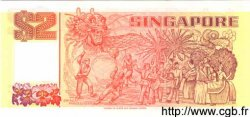 2 Dollars SINGAPOUR  1990 P.27 NEUF