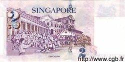 2 Dollars SINGAPOUR  1999 P.38 NEUF