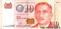 10 Dollars SINGAPOUR  1999 P.40 NEUF