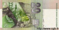 20 Korun SLOVAQUIE  1997 P.20c NEUF
