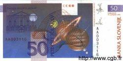 50 Tolarjev SLOVÉNIE  1992 P.13a NEUF
