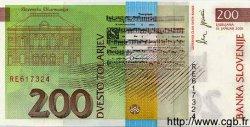 200 Tolarjev SLOVÉNIE  2001 P.15c NEUF