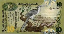 10 Rupees SRI LANKA  1979 P.085a NEUF