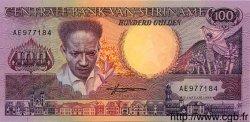 100 Gulden SURINAM  1988 P.133b NEUF