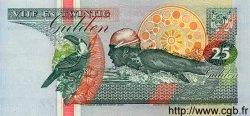 25 Gulden SURINAM  1998 P.048d NEUF