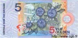 5 Gulden SURINAM  2000 P.056 NEUF