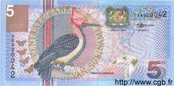 5 Gulden SURINAM  2000 P.146 NEUF