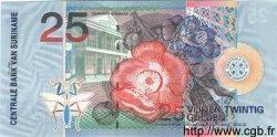 25 Gulden SURINAM  2000 P.058 NEUF