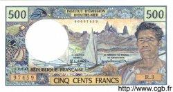 500 Francs TAHITI  1985 P.25d NEUF