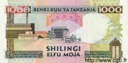 1000 Shilingi TANZANIE  1993 P.27c NEUF