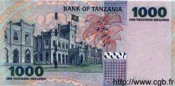 1000 Shilingi TANZANIE  2002 P.36a NEUF