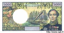 5000 Francs POLYNÉSIE, TERRITOIRES D