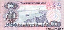1000 Lirasi TURQUIE  1970 P.191 NEUF