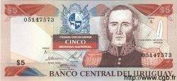 5 Peso URUGUAY  1997 P.073A NEUF