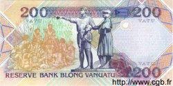 200 Vatu VANUATU  1995 P.08a