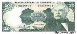 20 Bolivares VENEZUELA  1995 P.063d NEUF