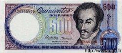 500 Bolivares VENEZUELA  1998 P.067f NEUF