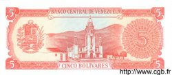5 Bolivares VENEZUELA  1989 P.070b NEUF