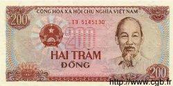 200 Dong VIET NAM  1987 P.100a NEUF