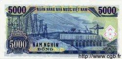 5000 Dong VIET NAM  1991 P.108a NEUF