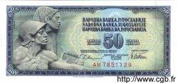50 Dinara YOUGOSLAVIE  1978 P.089a NEUF