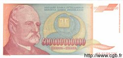 500000000000 Dinara YOUGOSLAVIE  1993 P.137 pr.NEUF